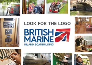 British Marine Inland Boatbuilding Look for the Logo