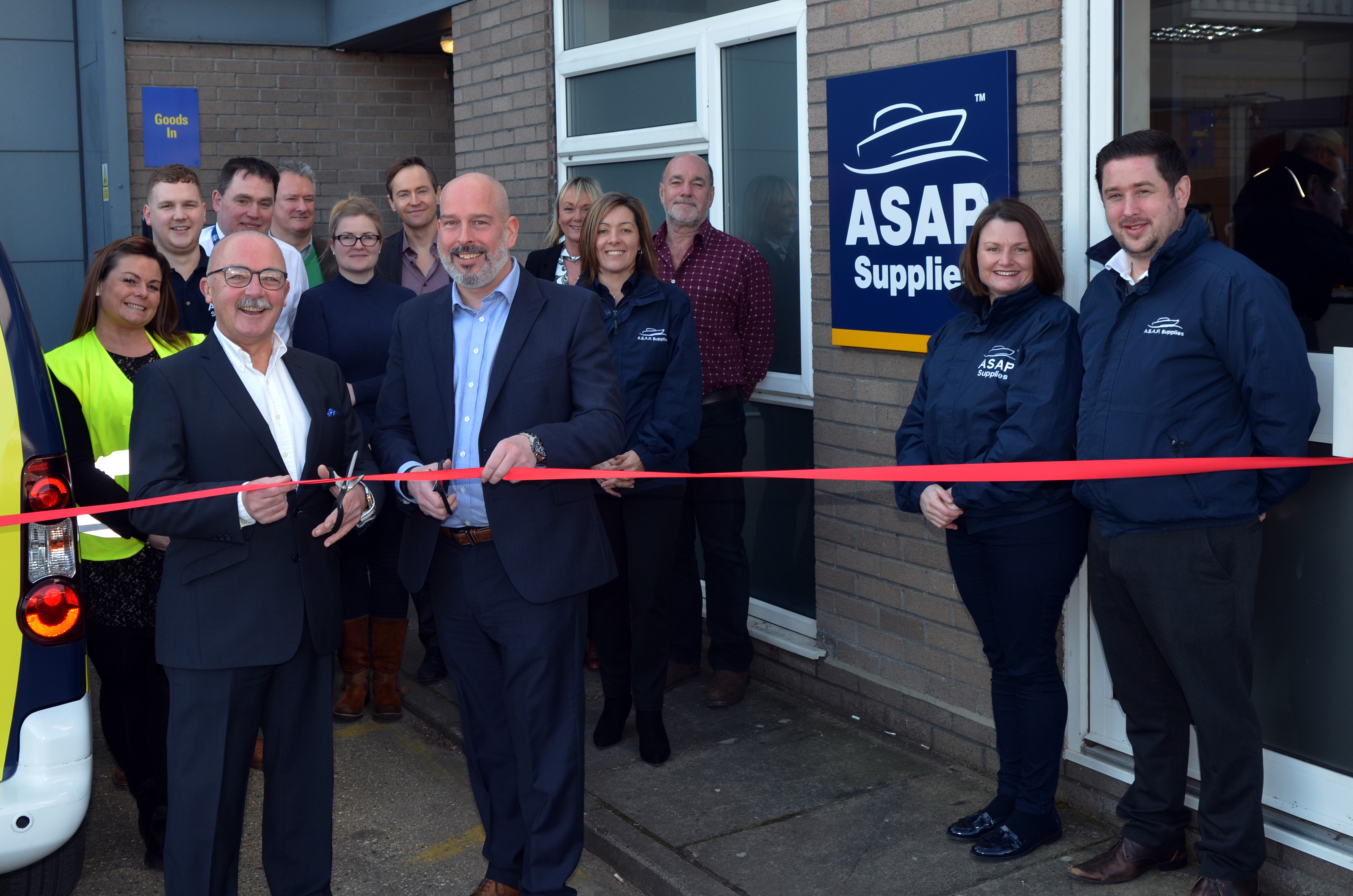 Asap Supplies In Fareham Opens For Business