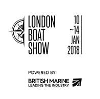London Boat Show 2018 powered  by British Marine