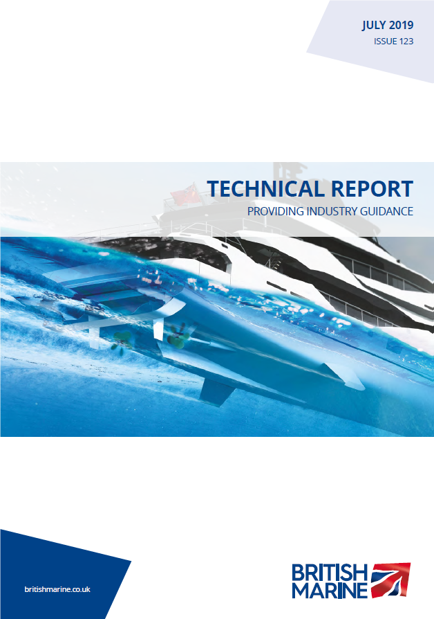 Technical report 123 cover