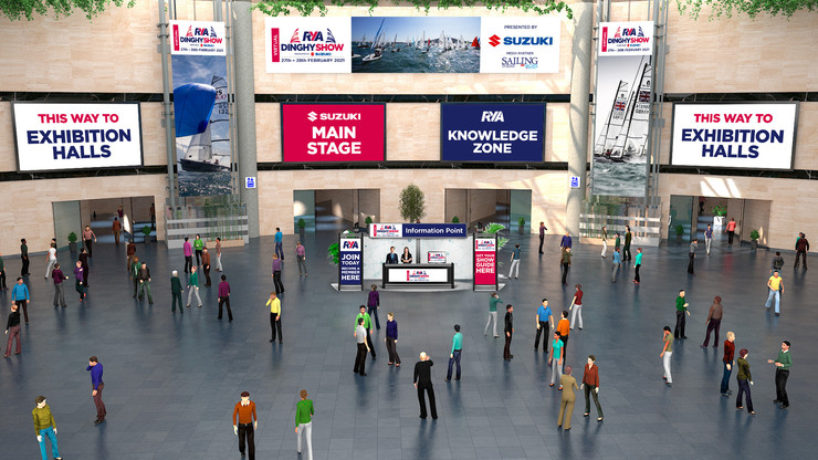 Dinghy Show 2021 Virtual