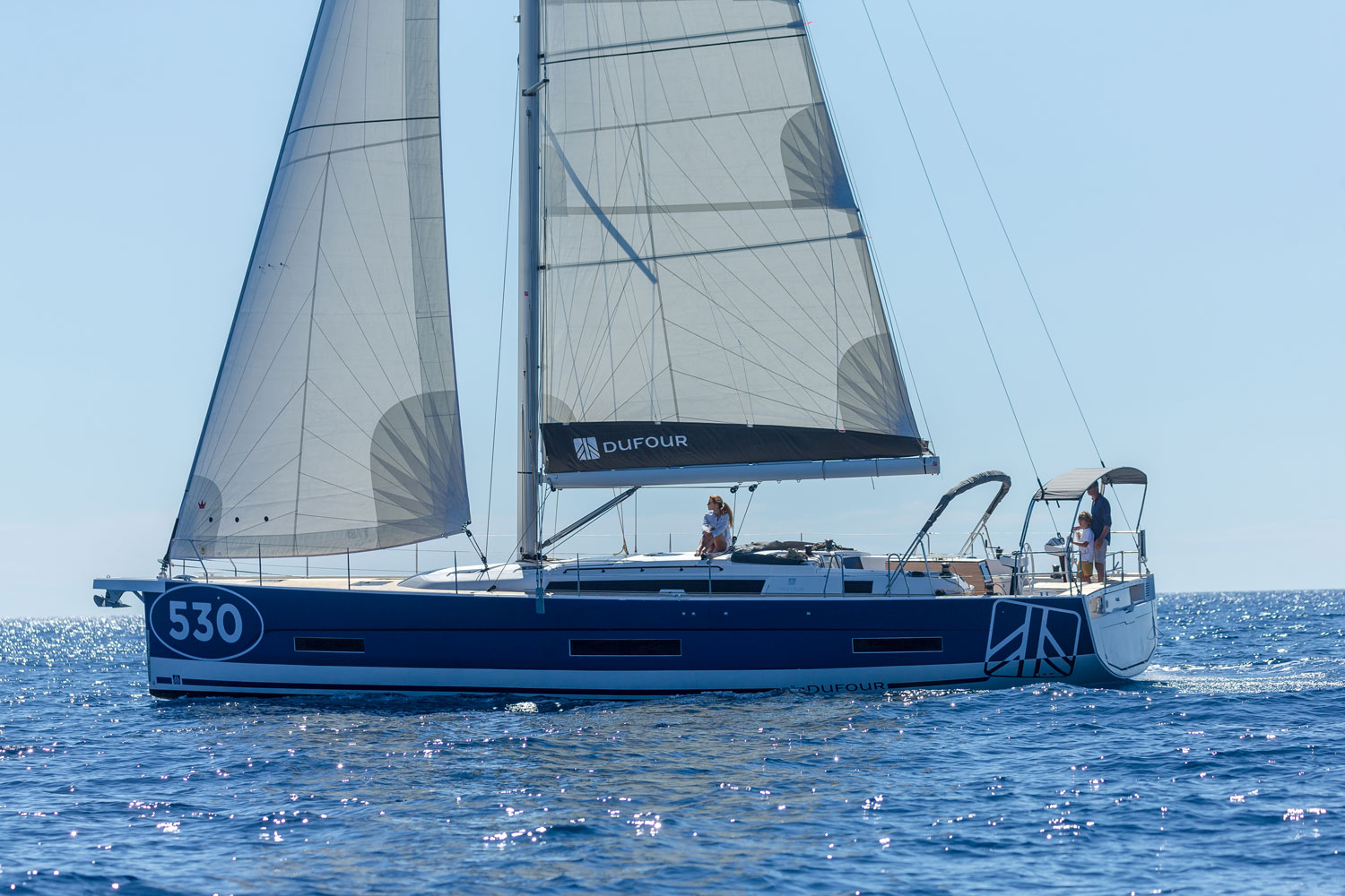Dufour open days with Universal Yachting