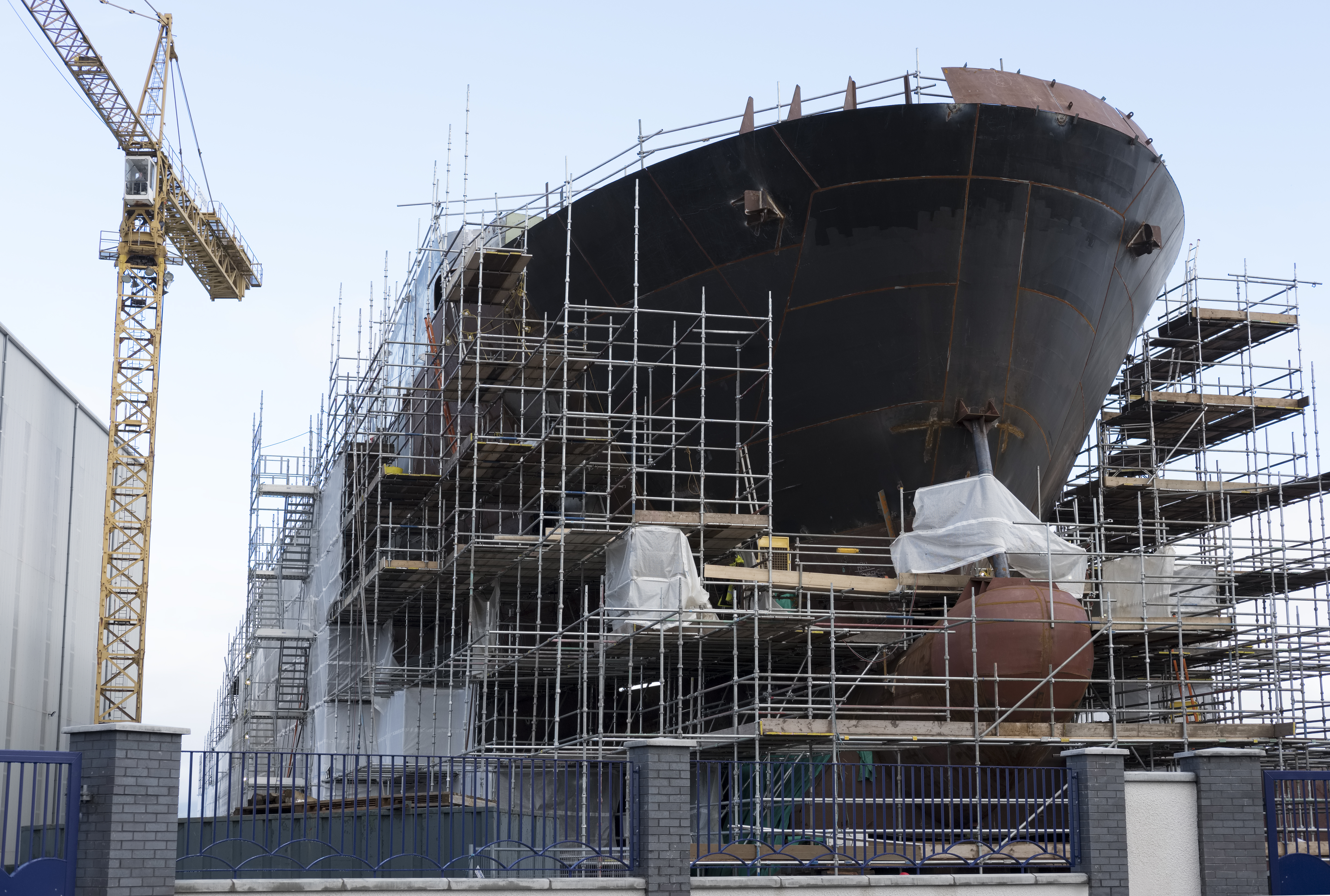 Have your say: Complete the national shipbuilding strategy questionnaire