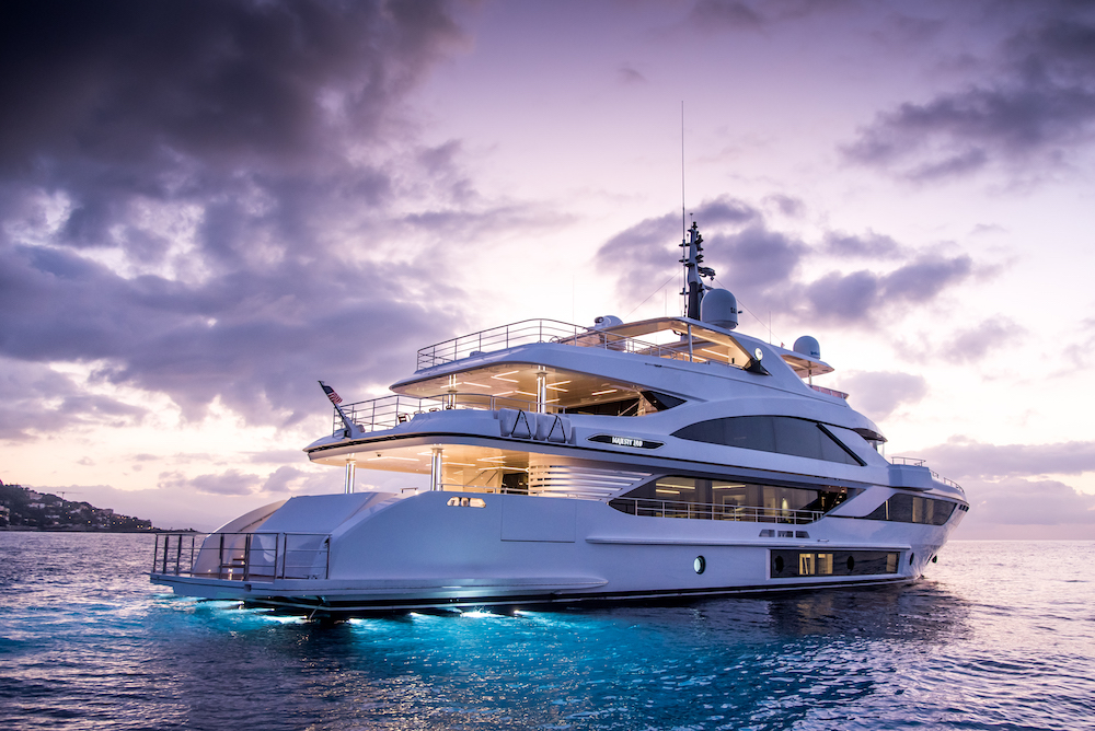 The Majesty, British Marine, Superyacht
