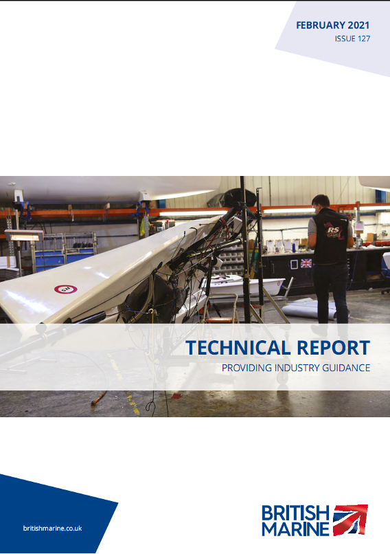 New Britquarterly technical report TR127 – a must read for industry to keep up with regulatory and technical changes