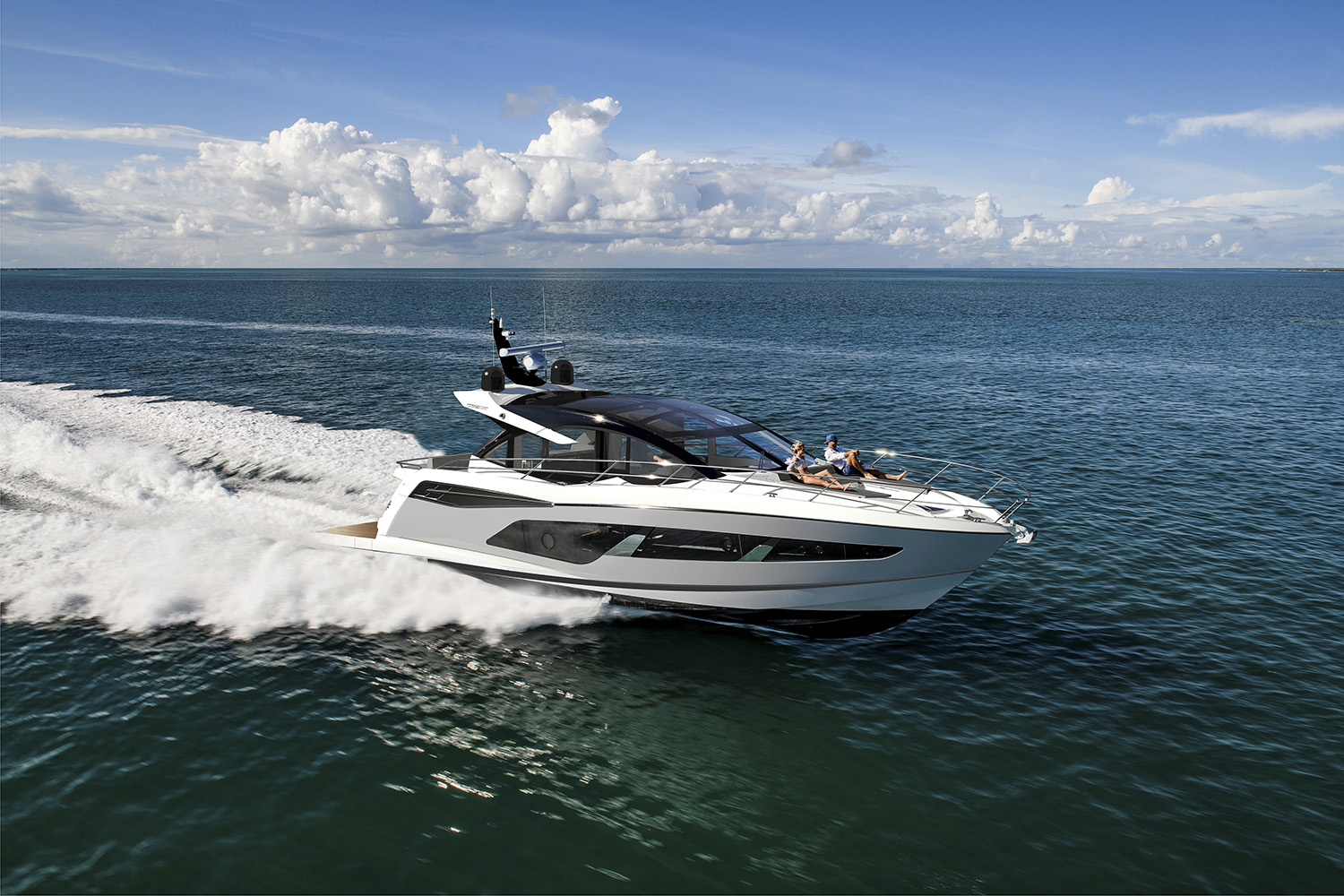 Predator 55 Sunseeker to launch five brand new models