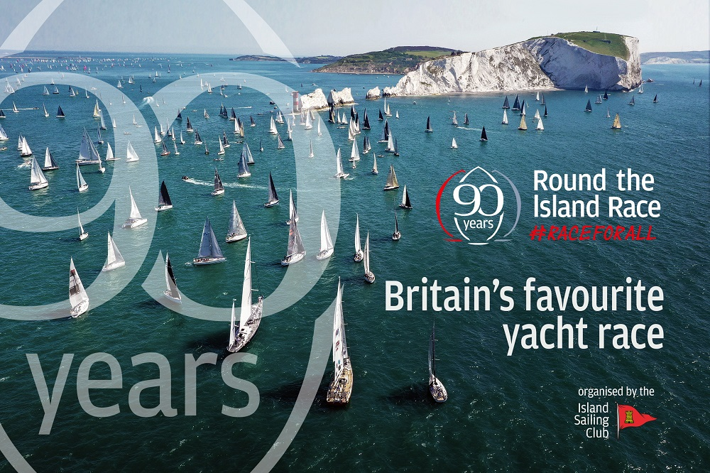 Round the Island Race #Raceforall, British Marine