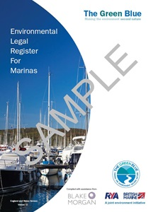 Environmental Legal Register for England and Wales