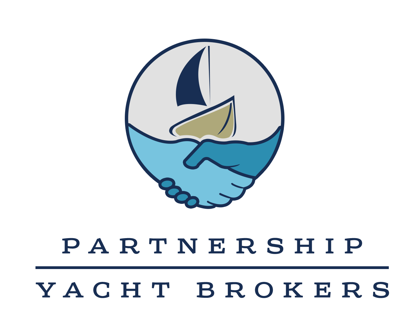 Partnership Yacht Brokers logo